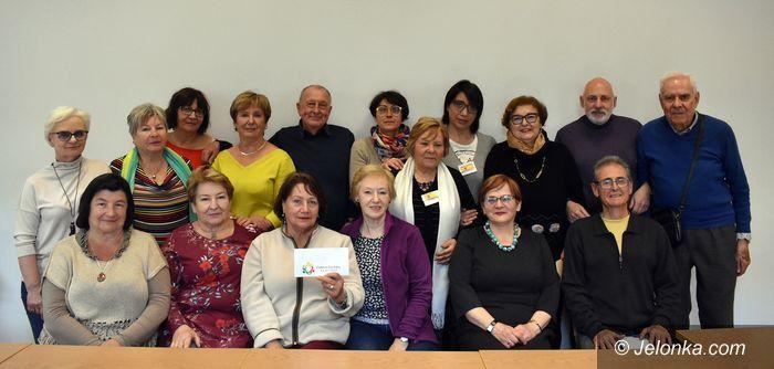 Jelenia Góra: Międzynarodowe warsztaty seniorów