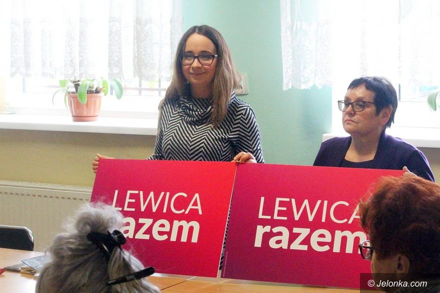 Jelenia Góra: Lewica Razem o ochronie zdrowia