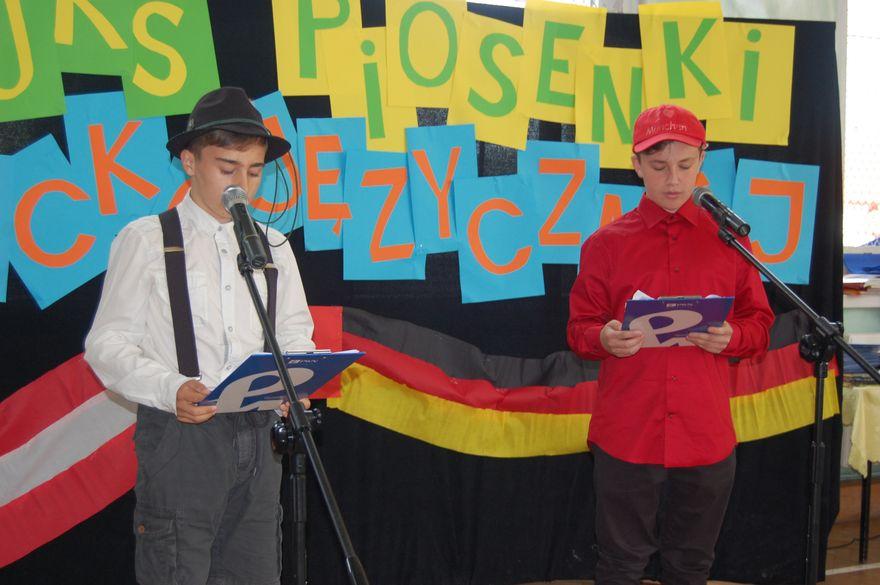 Sosnówka: Konkurs piosenki niemieckojęzycznej