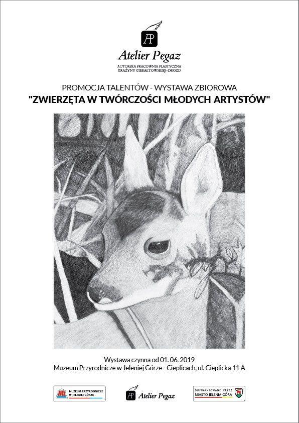 Jelenia Góra: Zwierzęta i sztuka – wernisaż wkrótce