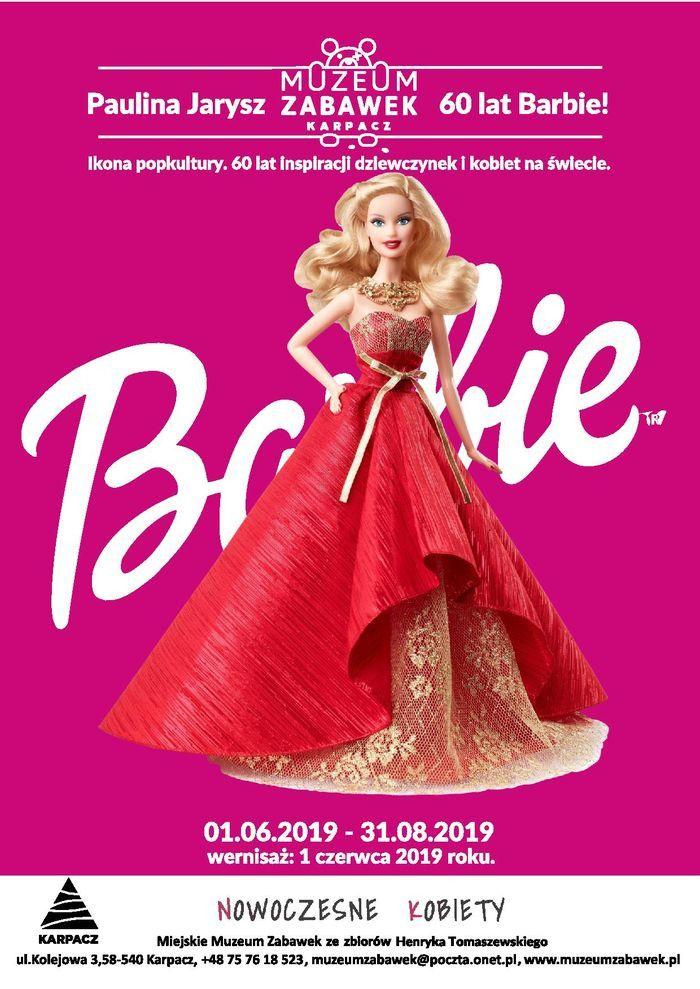 Karpacz: Wystawa na urodziny Barbie