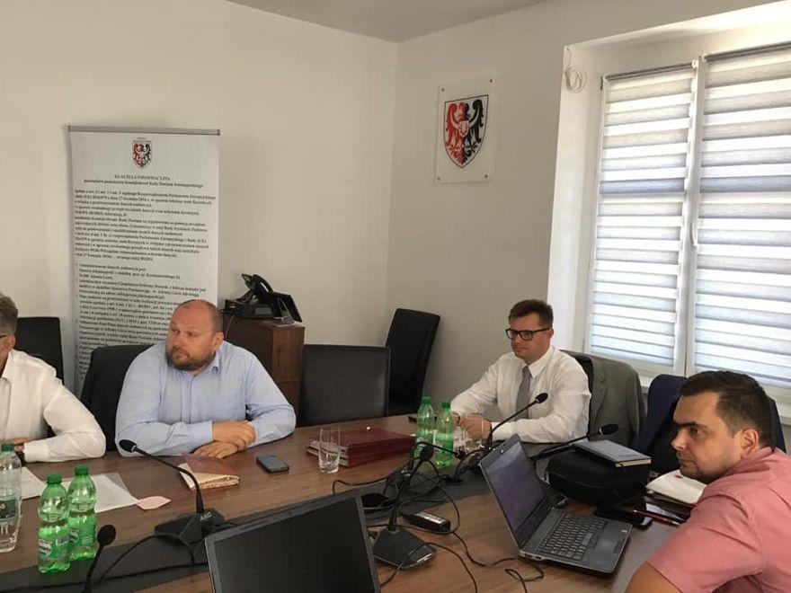 Jelenia Góra: Debatowała komisja bezpieczeństwa