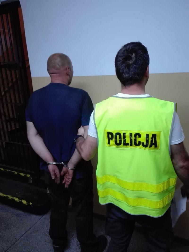 Kowary: Aresztowany za podpalenie i stalking