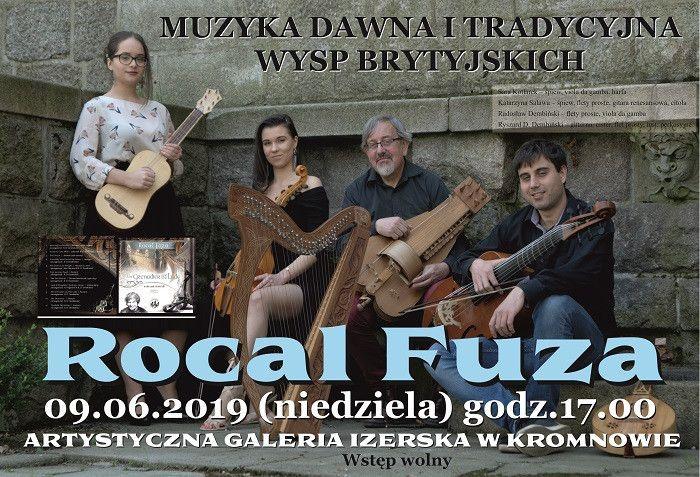 Kromnów: Koncert muzyki dawnej w Kromnowie