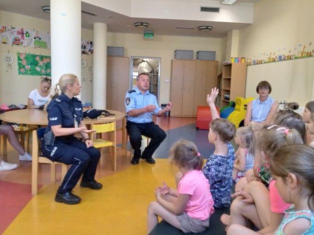 Jelenia Góra: Z dziećmi o bezpieczeństwie