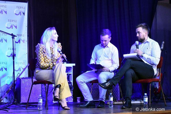 Jelenia Góra: Rozmowa o wierze i show biznesie