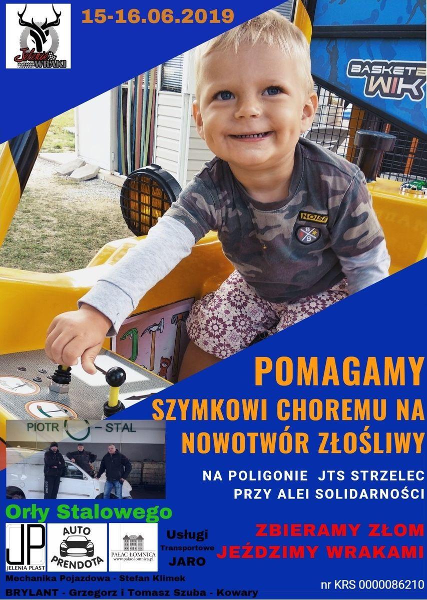 Jelenia Góra: Piknik Wrakowy – jedziemy dla Szymonka!