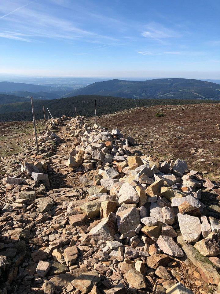 Region: Remonty szlaków po czeskiej stronie gór