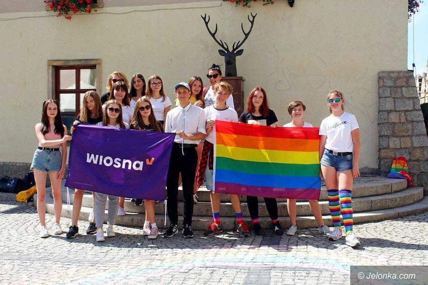 Jelenia Góra: Przedwiośnie na rzecz LGBT