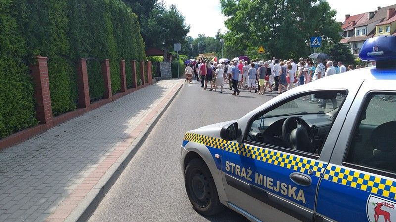 Jelenia Góra: Wsparcie Straży Miejskiej