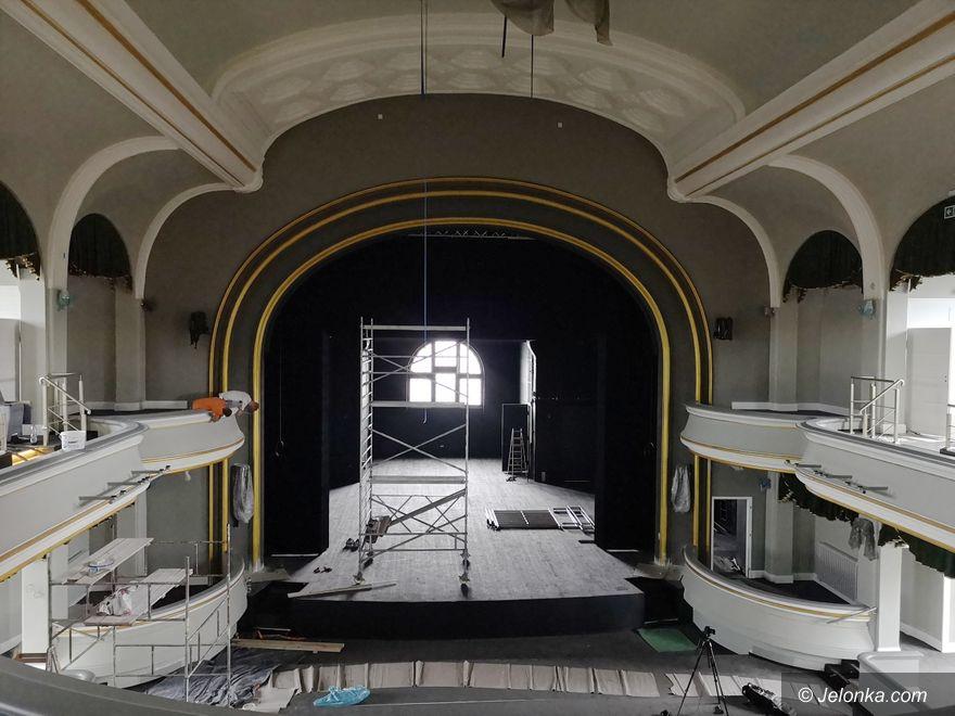 Jelenia Góra: Zobacz wnętrza Teatru Norwida