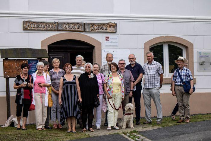 Stara Kamienica: Wizyta seniorów