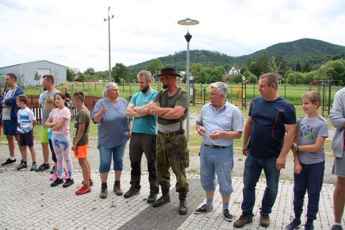 Sosnówka: Sołeckie zawody strzeleckie