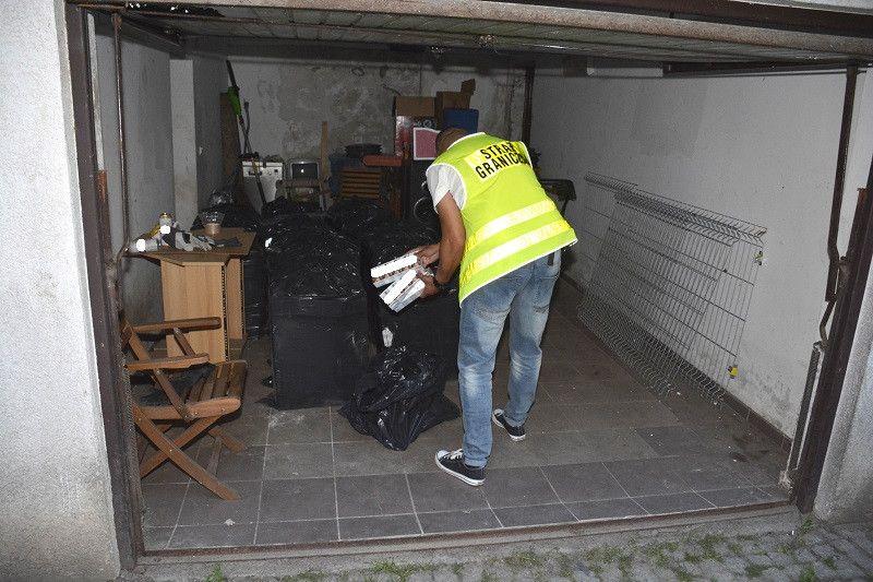 Region: Lewe papierosy za ponad milion złotych