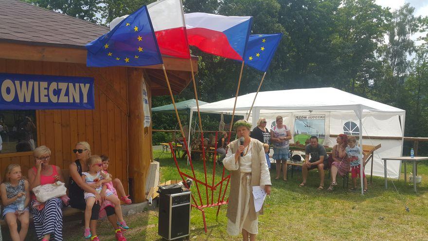 Jeżów Sudecki: Piknik Średniowieczny w Płoszczynie