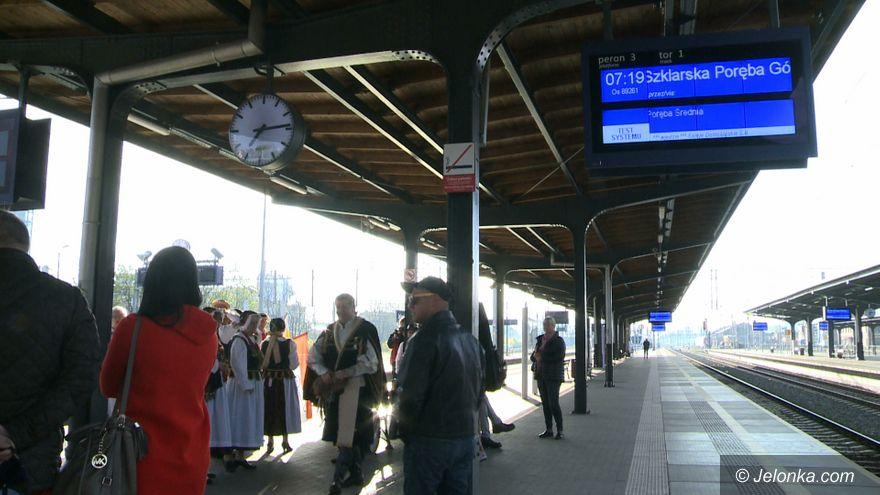 Jelenia Góra: Co z tym pociągiem?