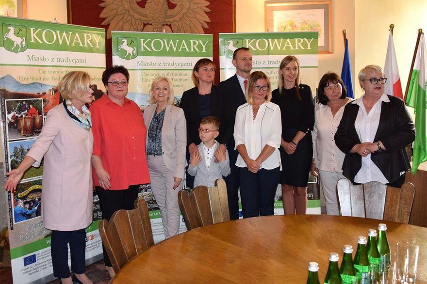 Region: Minister Rodziny z wizytą w regionie
