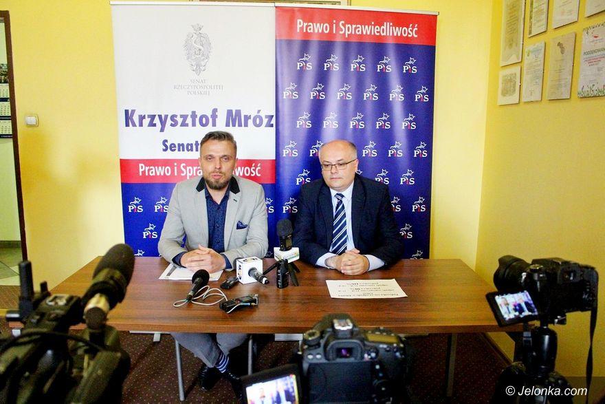 Jelenia Góra: PiS apeluje do mieszkańców