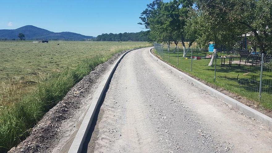 Mysłakowice: Inwestycje drogowe w gminie Mysłakowice
