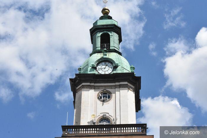 Jelenia Góra: Milczy dzwon zegarowy