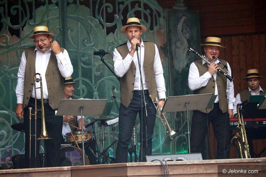 Jelenia Góra: W Parku Zdrojowym z czeskimi muzykami