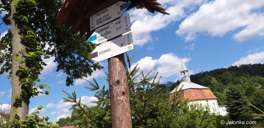 Region: Idziemy na Różankę w Górach Ołowianych