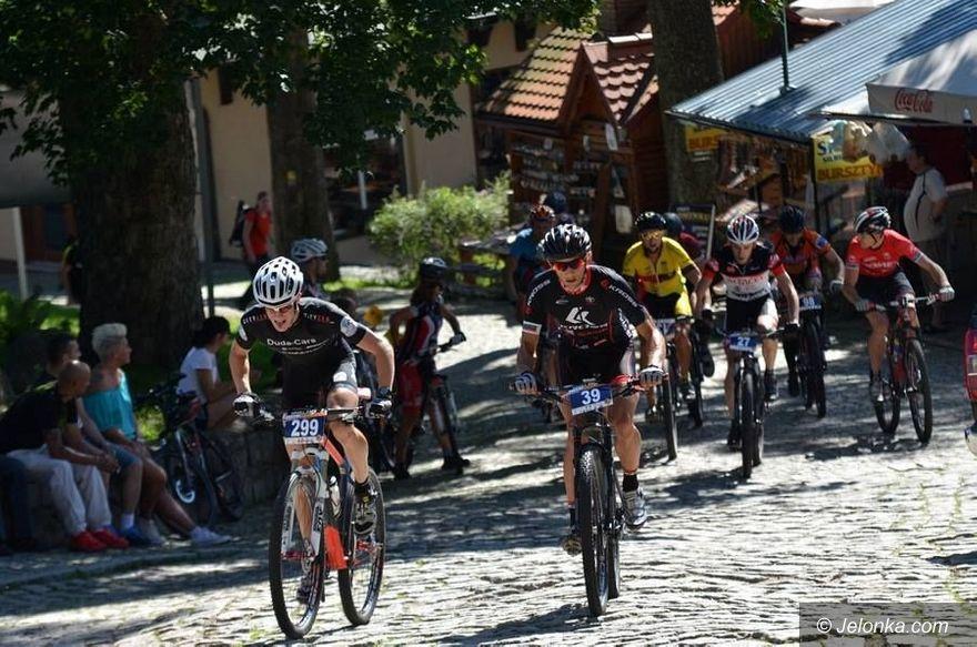 Region: Biegiem i na rowerze...