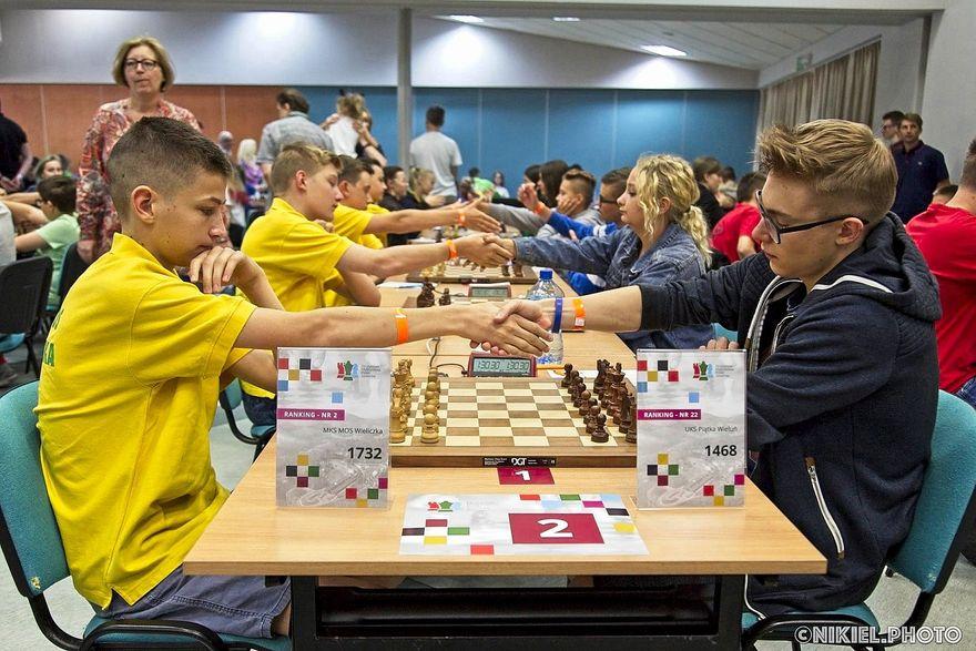 Szczyrk: Występy jeleniogórzan w II lidze szachowej