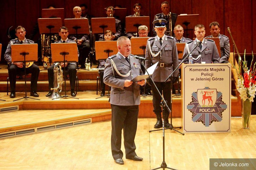Jelenia Góra: Świętowali policjanci