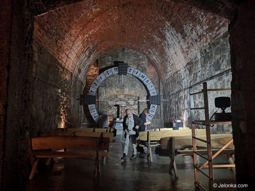 Jelenia Góra: Trwają badania w podziemiach