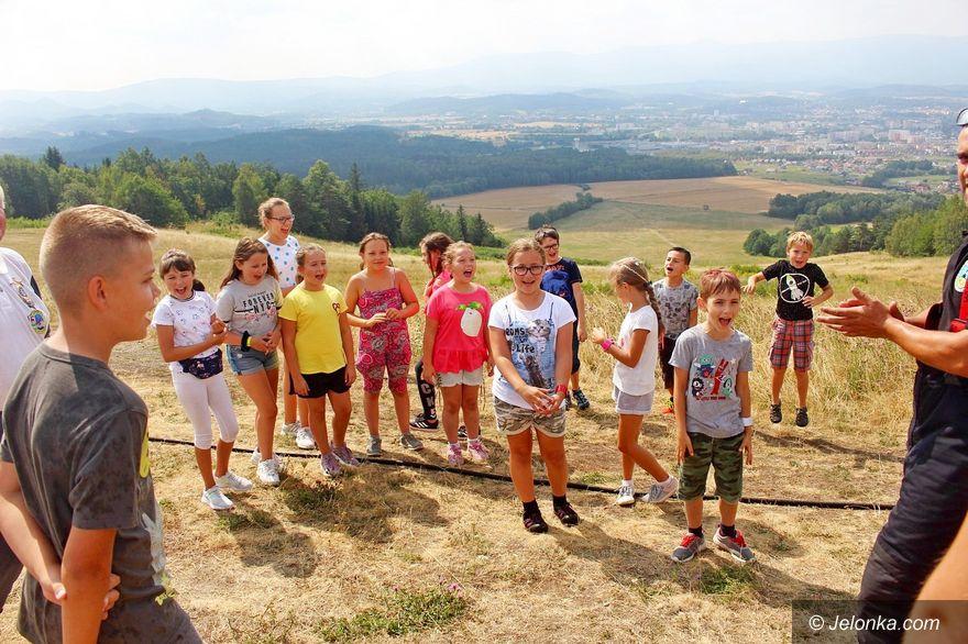 Jeżów Sudecki: O bezpieczeństwie na Górze Szybowcowej