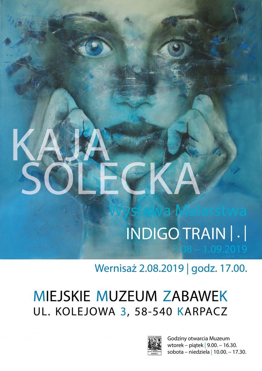 Karpacz: Indigo Train w Muzeum Zabawek