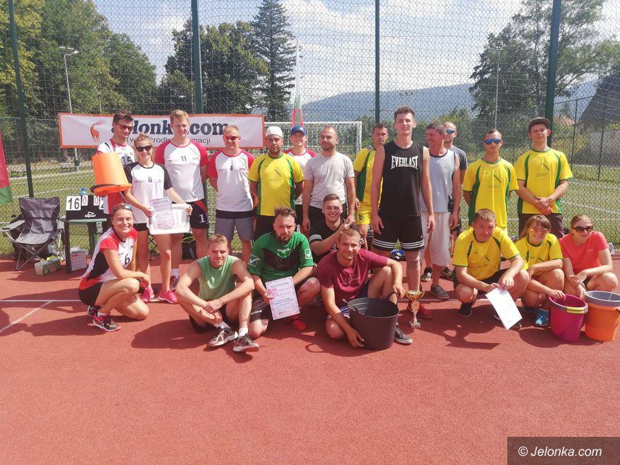 Miłków: Wakacyjny turniej siatkówki z Milanos