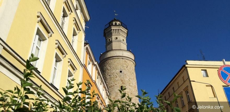 Jelenia Góra: Dwie wieże