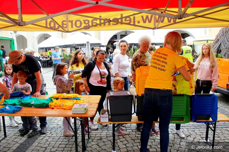 Jelenia Góra: Akcja Segregacja