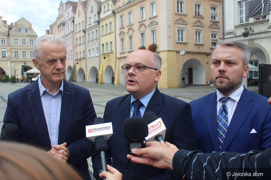 Jelenia Góra: PiS zaprezentował kandydatów