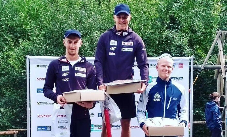 Czechy/Norwegia: Michał Skowron wygrał zawody w Czechach