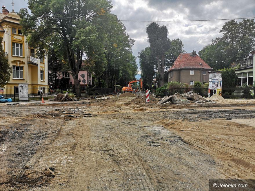 Jelenia Góra: Ulica Tabaki nieco dłużej