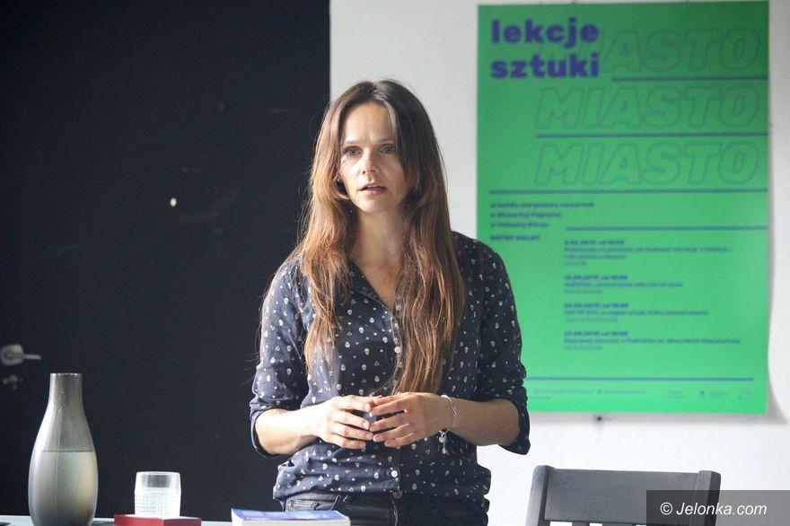 Jelenia Góra: Lekcje sztuki: Kulturę tworzą mieszkańcy