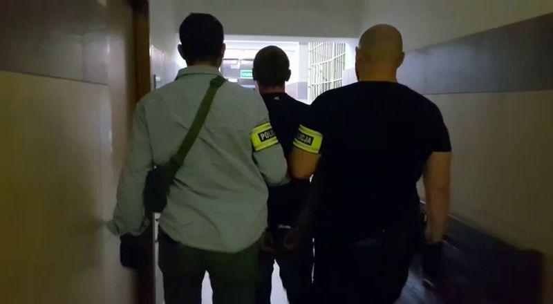 Jelenia Góra: Za rozbój trafił na 3 miesiące do aresztu