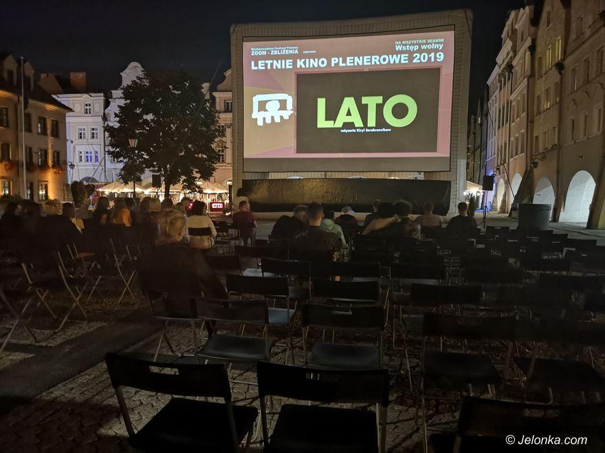 Jelenia Góra: Letnie kino plenerowe jeszcze tylko dzisiaj