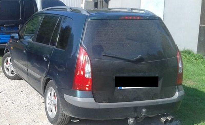 Jelenia Góra: Ukradł auto – został zatrzymany
