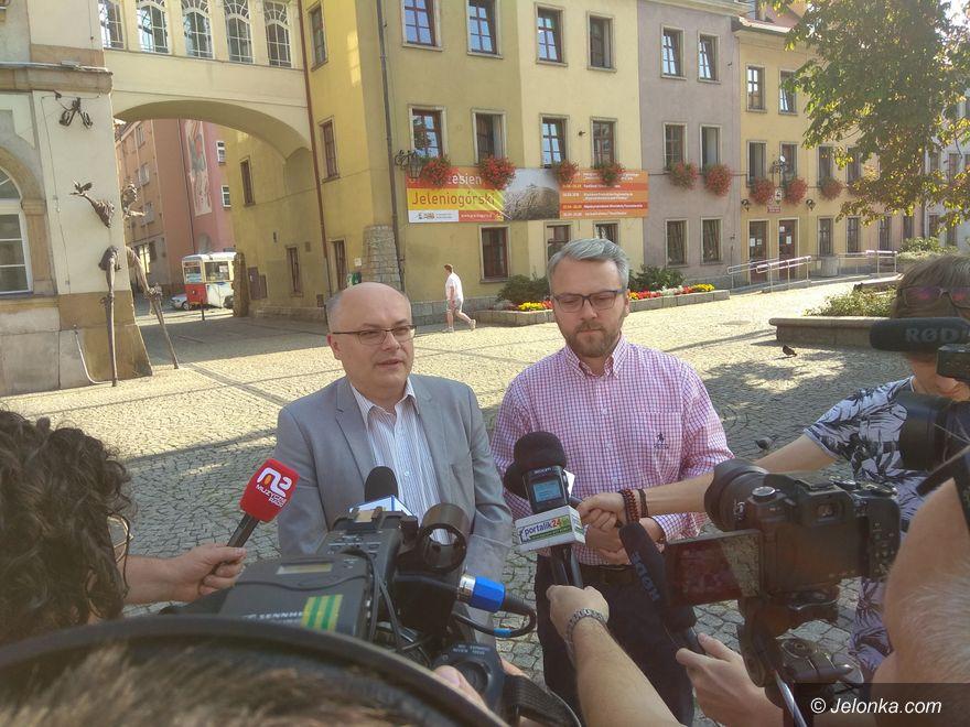 Jelenia Góra: Senator PiS dementuje doniesienia PO