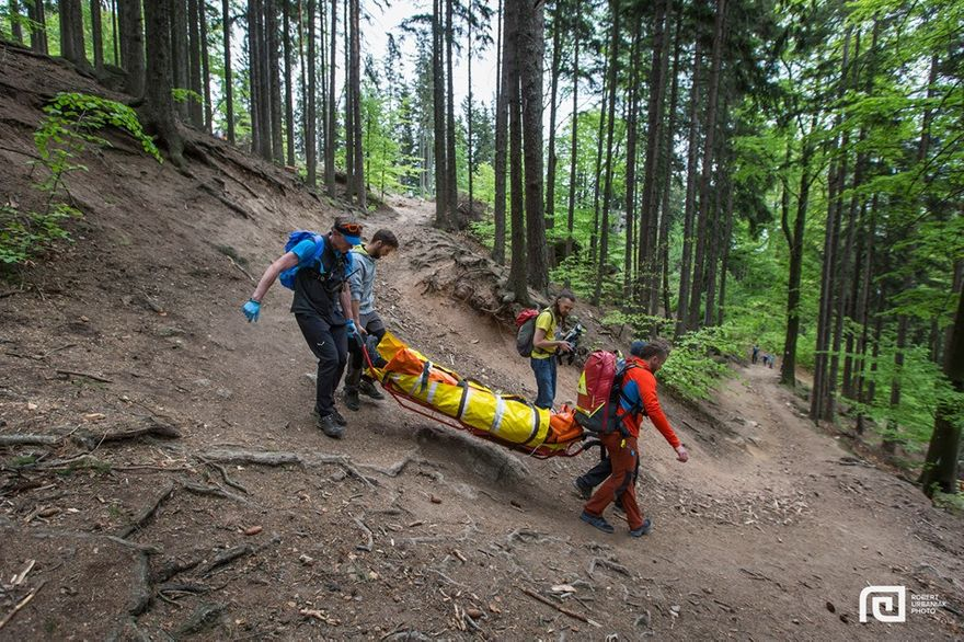 Region: Pracowity sezon dla ratowników górskich