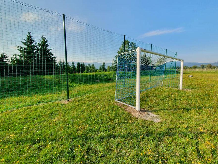Kostrzyca: Pokopią do nowych bramek