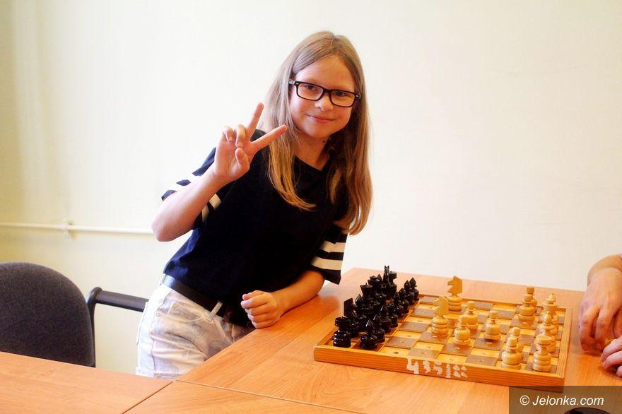 Jelenia Góra: 10–letnia Ola w drodze po kolejne sukcesy