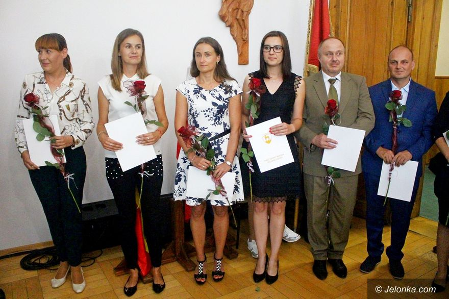 Jelenia Góra: Miejska inauguracja