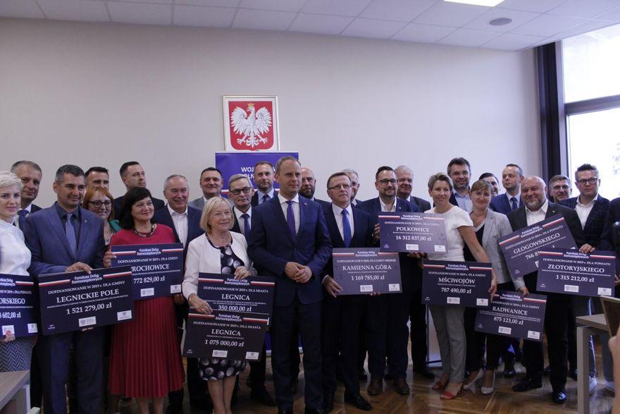 Region: Wsparcie na drogi