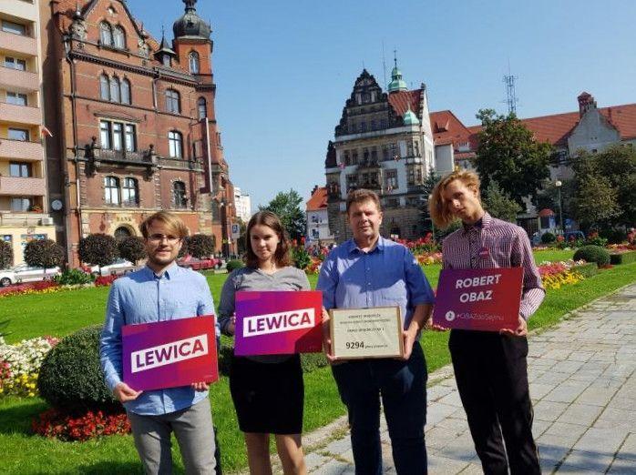 Region: Lista Lewicy do Sejmu