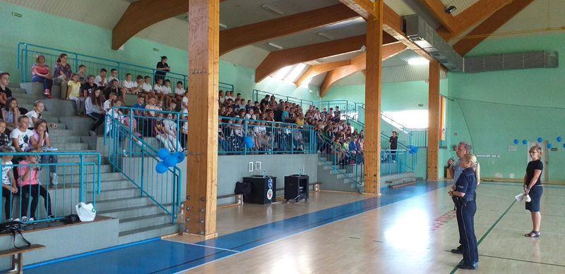 Jelenia Góra: O bezpiecznej drodze do szkoły